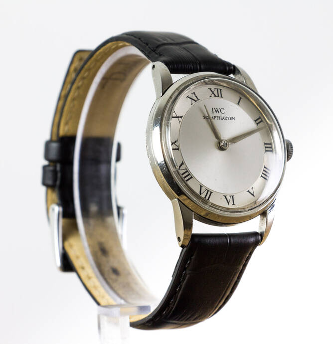 Vintage watch 1948 IWC Schaffhausen