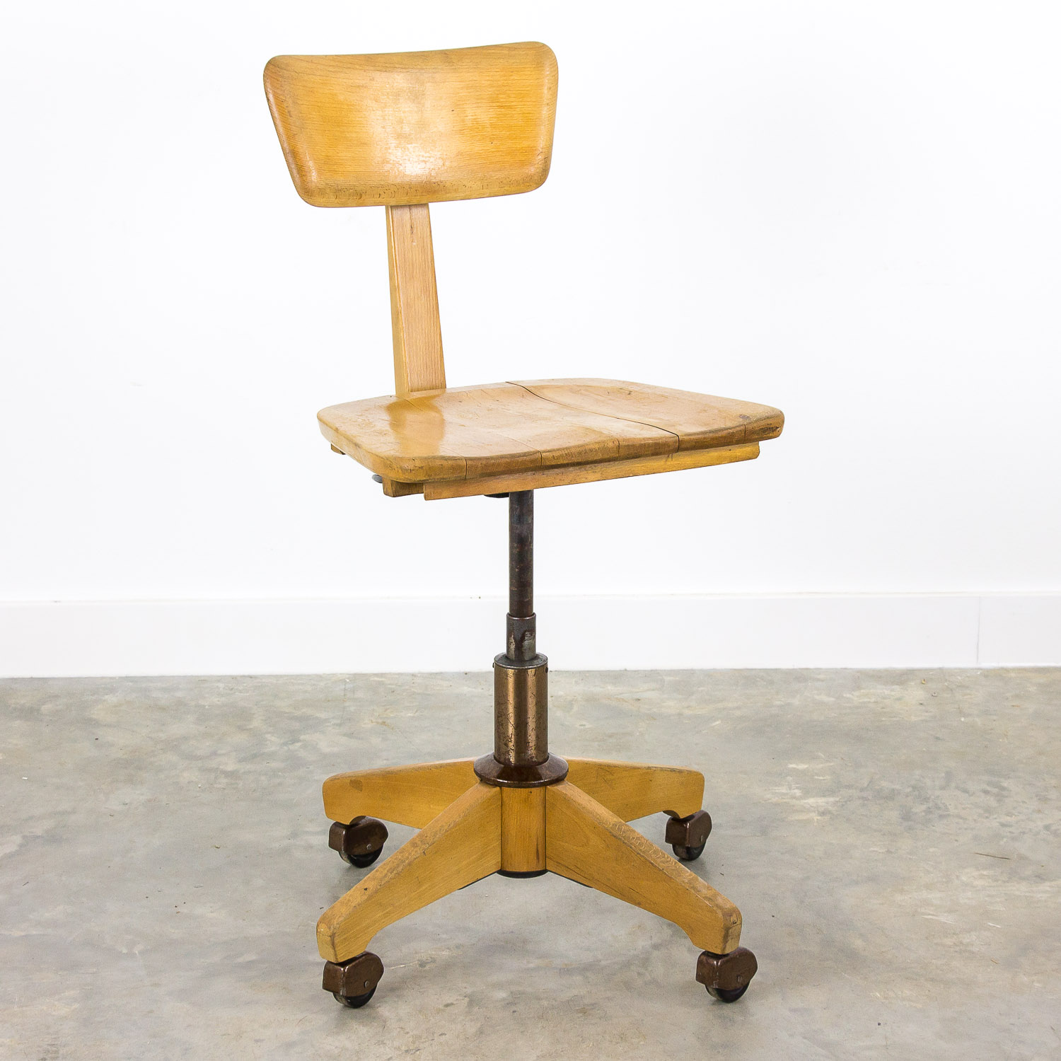 cheap for discount 9cdba 46079 Vintage desk chair by Sedus | Old Goods