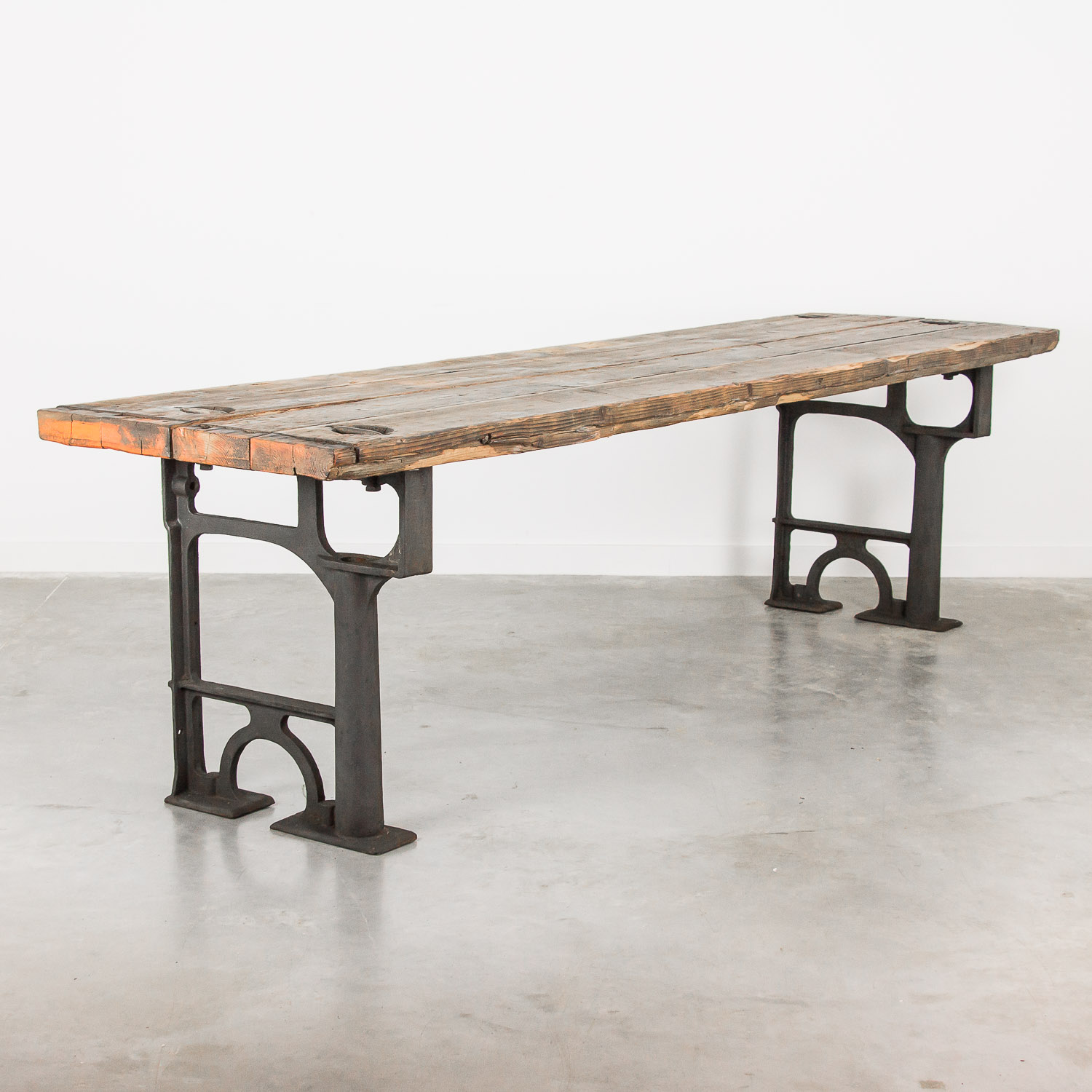 Big industrial table