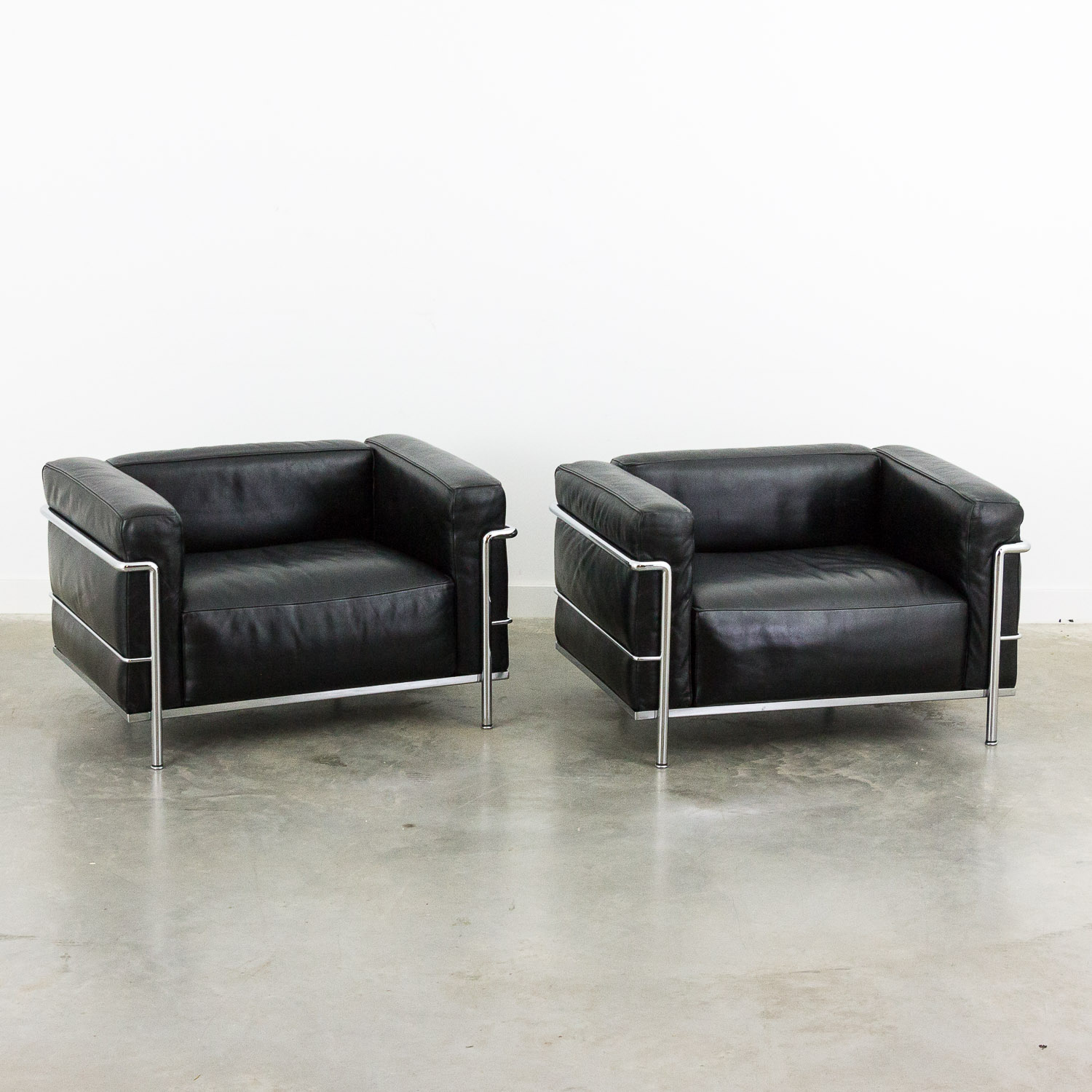 LC3 by le Corbusier for Cassina