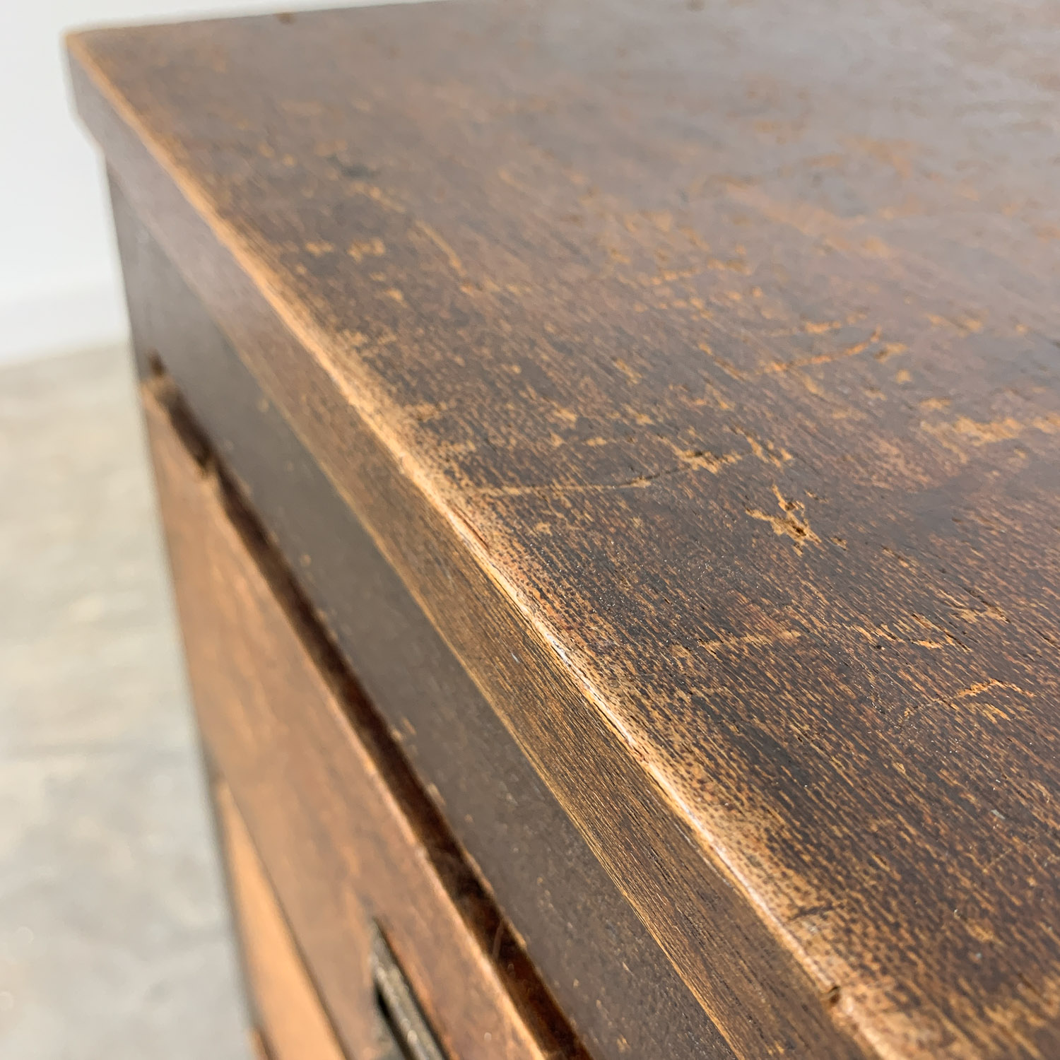 Vintage Apothecary Chest Of Drawers Old Goods